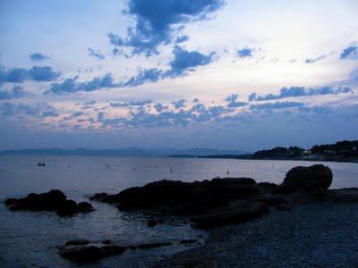 La Photo du Jour #8 : L'été indien sur les plages de Saint-Raphaël