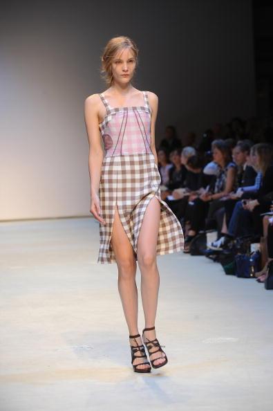 Christopher Kane Runway: Spring/Summer 2010 - London Fashion Week