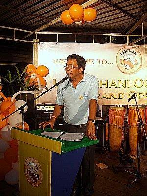 25 septembre: Lancement de «Udonthani Our Home»