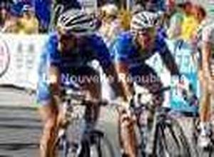 Romain Feillu deuxième dans le Gévaudan