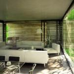Exercice d'architecture écologique signée ReCURSO Studio