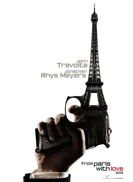 From Paris with Love ... bande annonce du prochain Luc Besson !