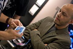 Soirée nouvelle PS3 et PSP Go au Sony Style