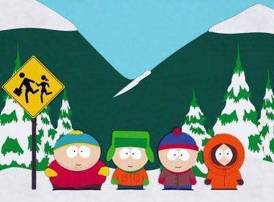 «South Park» est-elle une série « de droite » ?,  par Paul Castaing
