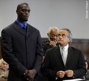 Deux autres athlètes professionnels en prison