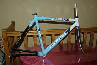 Cadre cyclo-cross Courtois à vendre