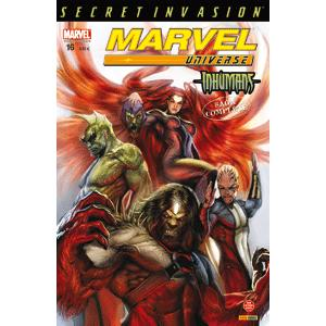 MARVEL UNIVERSE 16 : Secret Invasion Inhumains