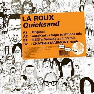 Journée Spéciale • La Roux - Quicksand