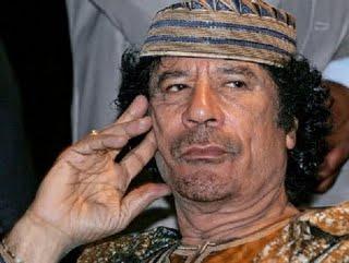 Mouammar Kadhafi ne viendra pas au Canada