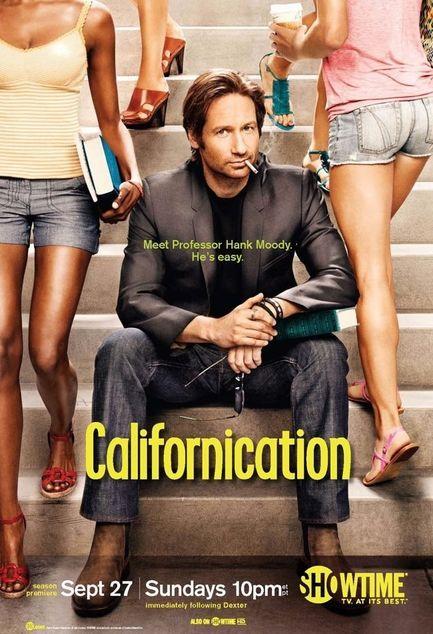 Californication saison 3, reprise aujourd'hui