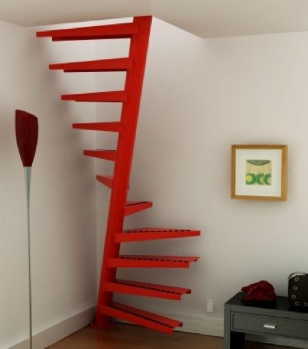 Mini escalier voir - Escalier gain de place pas cher ...