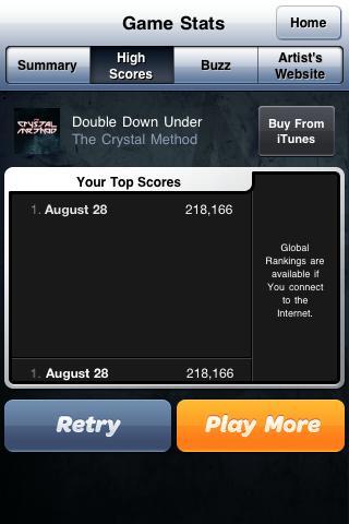 TapTap Revenge 3 bientôt sur l'AppStore !