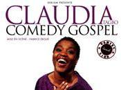 CLAUDIA COMEDY GOSPEL.18 sept dec.