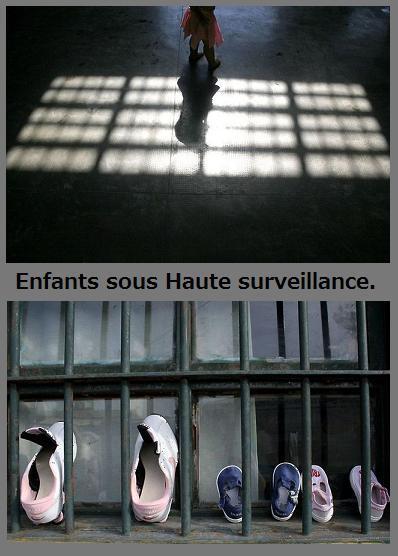 Enfants sous haute surveillance