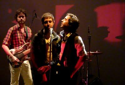 Review Concert : Adam Green & Carl Barât + Laura Gibson @ Centre George Pompidou 18/09/09