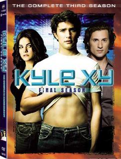 Kyle XY: Le futur de Kyle dévoilé dans le coffret DVD