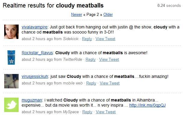 Twitter Meatballs