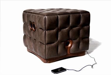 Des meubles qui font de la musique