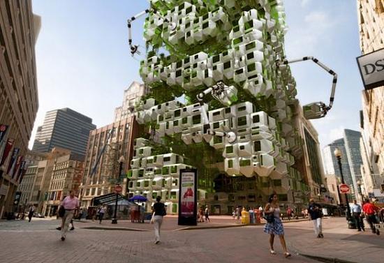 tour algues Un projet fou pour développer les Biocarburants !?
