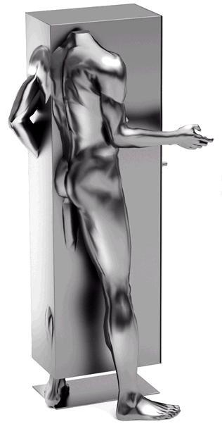 Table humaine by Dzmitry Samal
