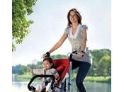 Ludique pratique vélo-poussette
