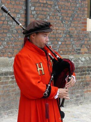 Hampton court, le palais