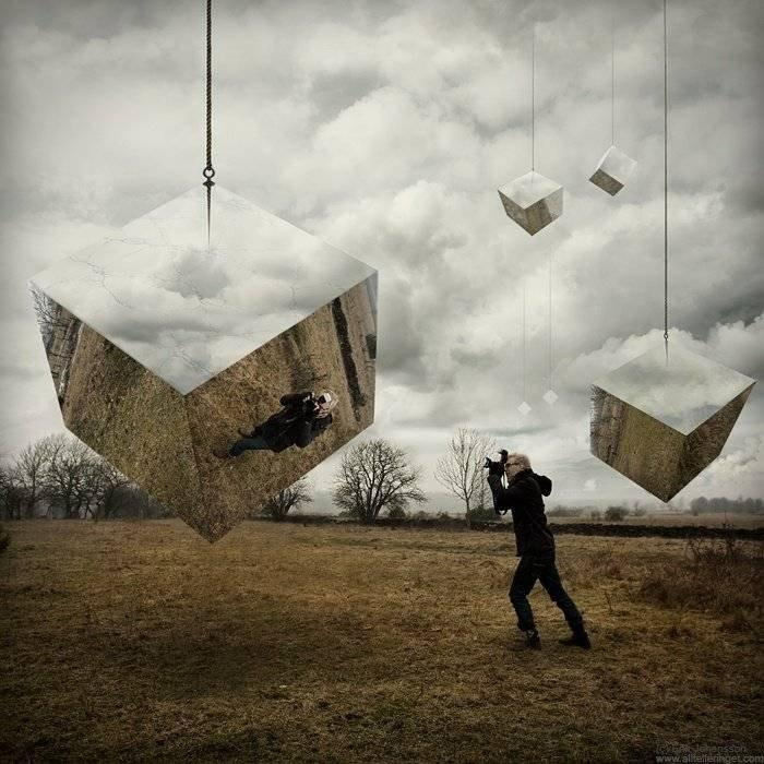 Erik Johansson, photos et retouches