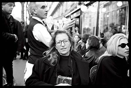 Annie Leibovitz, photographe de talent !