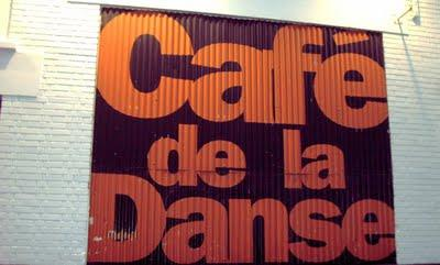 Concours - Soirée Collectif Effervescence au Café de la Danse