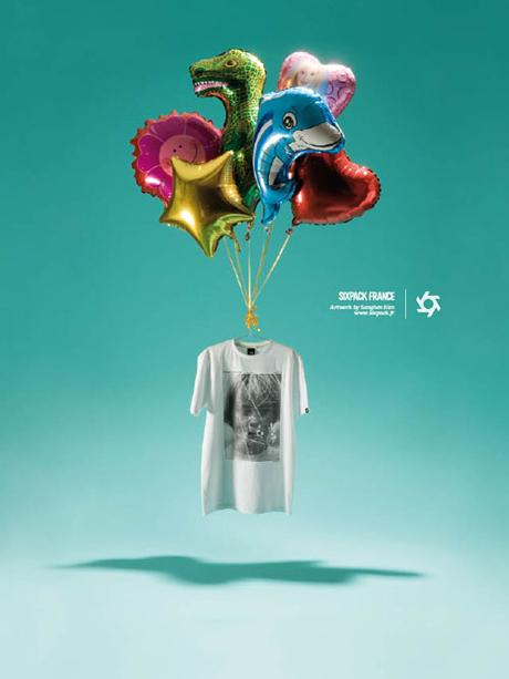 SIXPACK FRANCE - AW/09 PRINT CAMPAIGN BY ILL-STUDIO