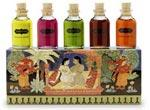 huiles de massage parfumées