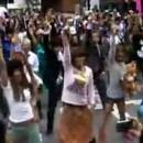Flashmob Madonna à Tokyo
