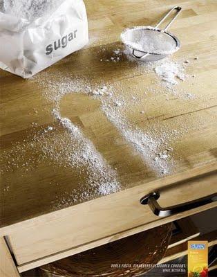 Durex / Pour des capotes sucrées