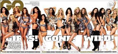 Victoria's Secret photo sexy dans GQ