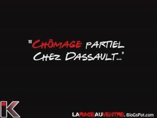 Chômage partiel chez Dassault