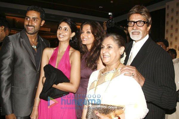 Aish, Abhi, Katrina, Kareena, Saif au 'GQ Men of the year Awards 2009'