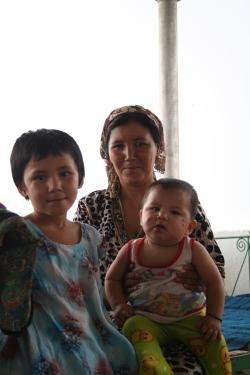 Visages d'Ouzbekistan