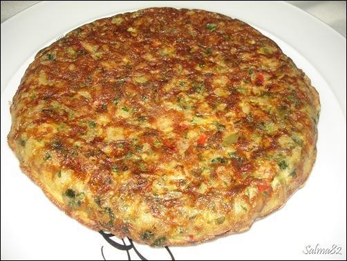 tortilla de viande hachée1