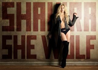 Shakira présente encore une autre chanson