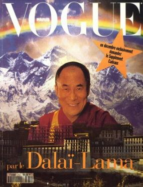 1993 Janv Dalai Lama Colombe Pringle
