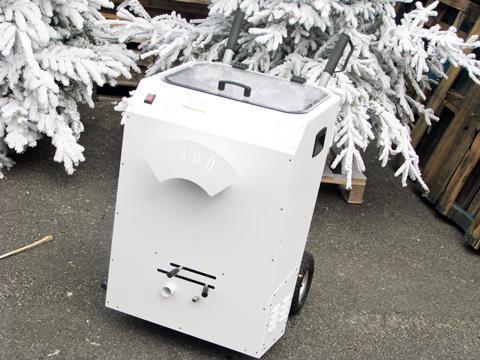 Machine à floquer, faire de la neige m400