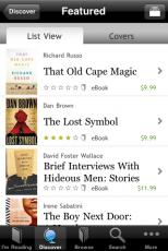 AppStore : Shortcovers passe en version 2.0 pour iPhone