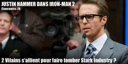 2 villains s'allient face à tony stark ?