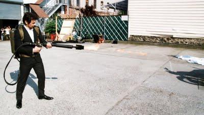 [couv] James Franco pour VMan