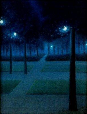 L'art entre nuit et jour