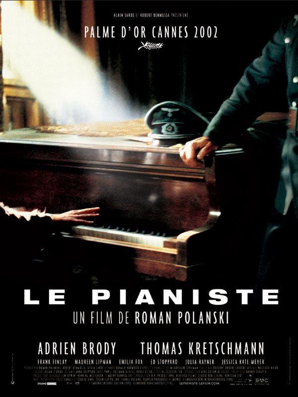LE PIANISTE de ROMAN POLANSKI
