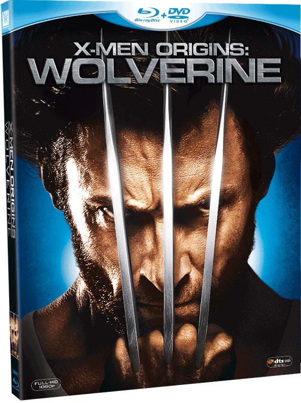 Origins Wolverine, le Blu-ray débarque !