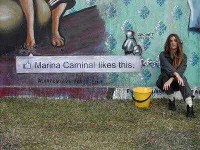 Marina Caminal Likes this - Me too.