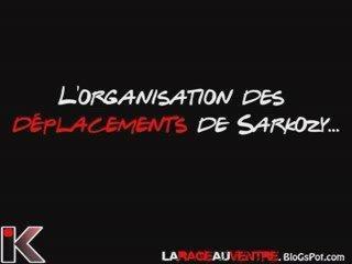 France 2 revient sur les deplacements de Sarkozy...