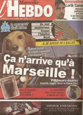 Marseille, une tour de cons